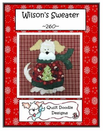 Wilson's Sweater - PDF