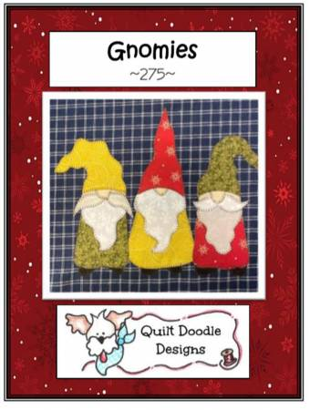 Gnomies Tea Towel Kit