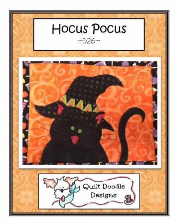 Hocus Pocus Mug Rug - PDF