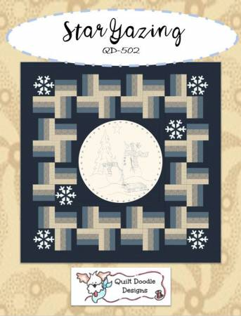 Star Gazing Quilt Kit