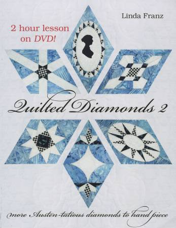 Quilted Diamonds 2 - Softcover