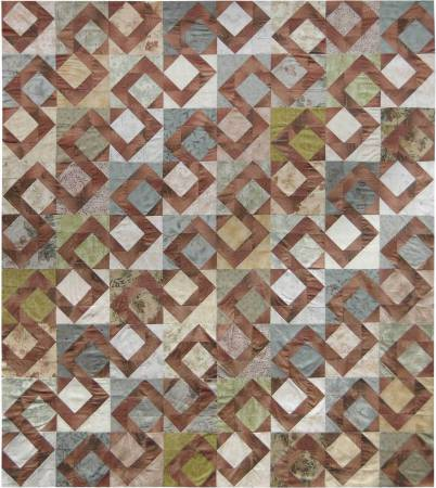 Road Less Traveled - A Quilter's Dream - P020