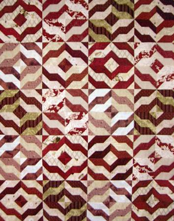 Mirror Mirror-A Quilter's Dream - P069