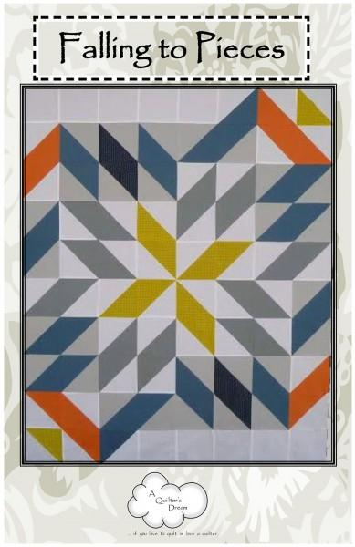 A QUILTER'S DREAM Falling To Pieces