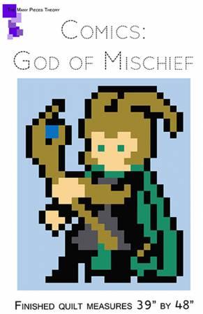 Comics: God of Mischief