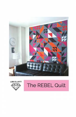 The Rebel Quilt Pattern