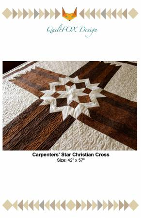 Carpenters Star Cross Pattern