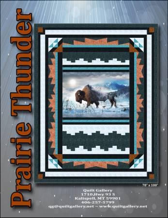 Prairie Thunder Pattern