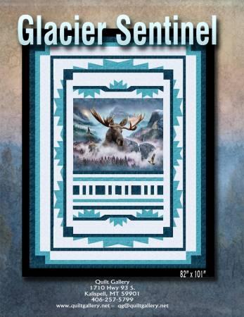Glacier Sentinel Pattern