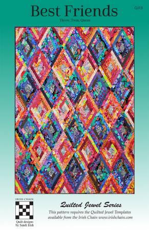 Best Friends pattern 3 sizes