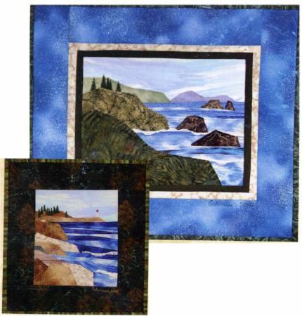 Accidental Landscape Series - Coastlines