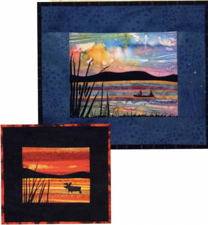 Accidental Landscape Series - Lakes