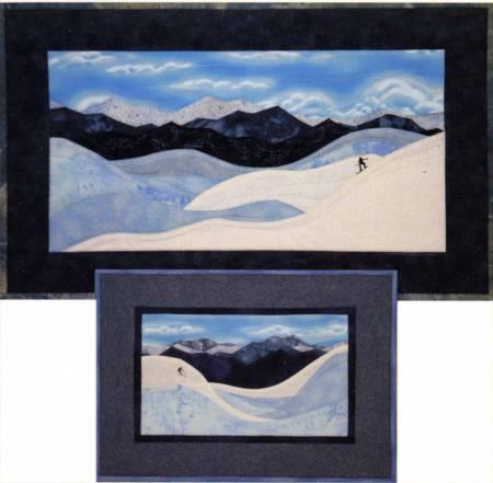 Accidental Landscape Series - Ski Slopes