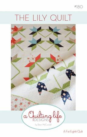 The Lily Quilt Pattern