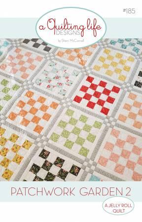 Patchwork Garden 2 Quilt Kit