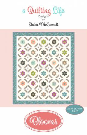 Blooms Quilt Pattern QLD191K