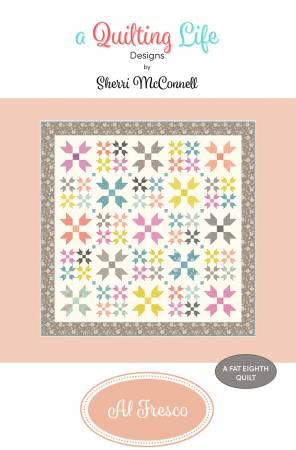 Al Fresco Quilt Pattern