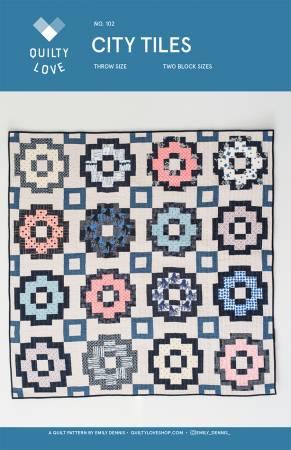 City Tiles Quilt Pattern