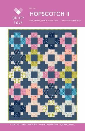 Hopscotch II Quilt Pattern
