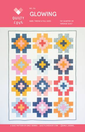Glowing Quilt Pattern