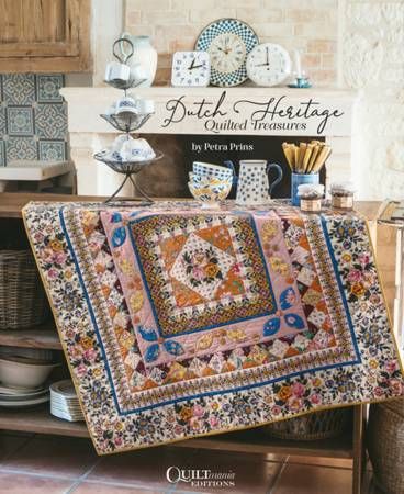Book - Dutch Heritage Quilted Treasures