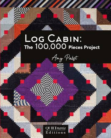 Log Cabin: The 100,000 Pieces Project