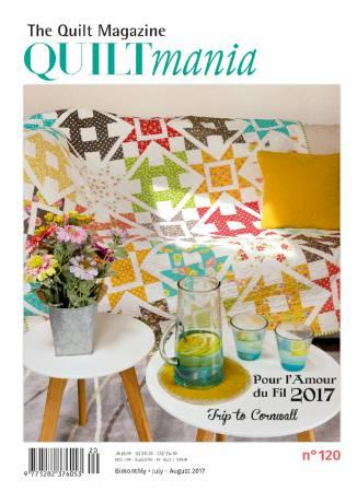 Quiltmania Magazine 120 - Softcover