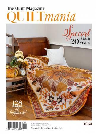 Quiltmania Magazine 121 - Softcover