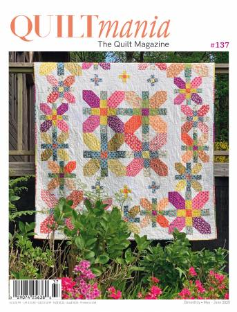 Quiltmania Magazine #137 May-June 2020
