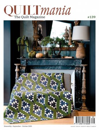 Quiltmania Magazine 144 July/August 2021