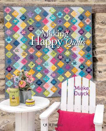 Making Happy Quilts - QM-MHQ