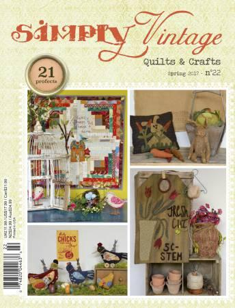 Quarterly Simply Vintage Magazine 22 - Softcover