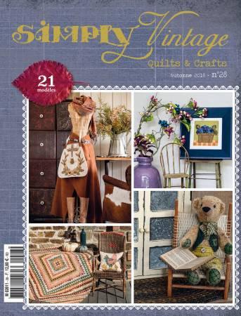 Simply Vintage Magazine #28 Autumn 2018