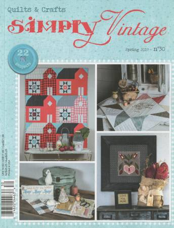 Quarterly Simply Vintage Magazine 30