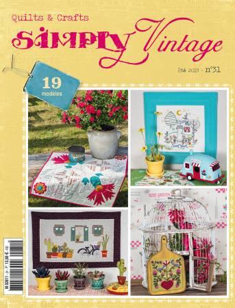 Quarterly Simply Vintage Magazine 31