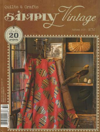 Quarterly Simply Vintage Magazine 32