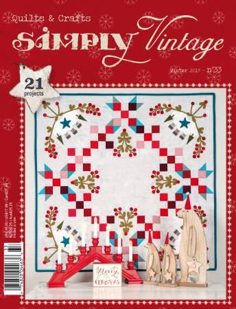 Quarterly Simply Vintage Magazine 33