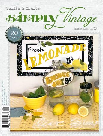 Quarterly Simply Vintage Magazine 35