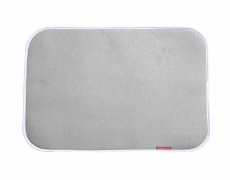 Classic Silver Medium Silicone Ironing Mat 17in x 25in