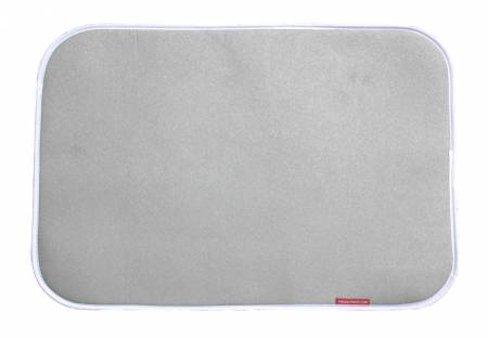 Classic Silver Large Silicone Ironing Mat 22in x 29in