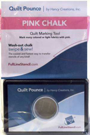 Quilt Pounce Pad | Pink