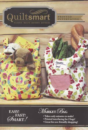 Quiltsmart Market Bag Fun Pack