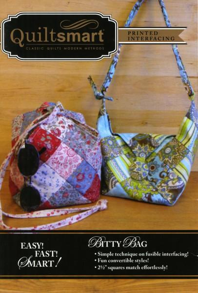 Bitty Bag Pattern Only