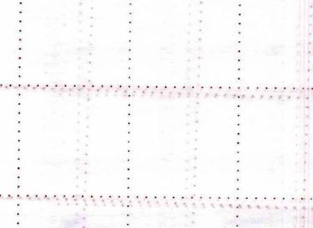 Printed Interfacing Watercolor 2 1/2in Grid 50 Panels