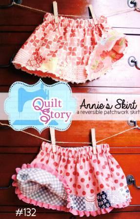 QUS132 Annie's Skirt