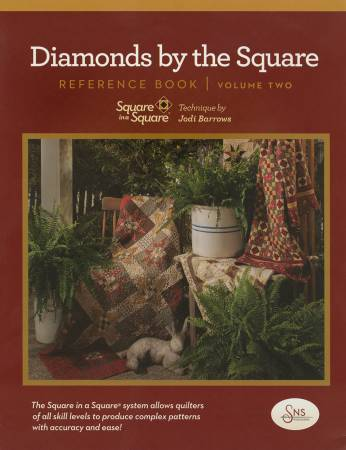 Diamonds By The Square Reference Book Vol 2 - Now 50% off