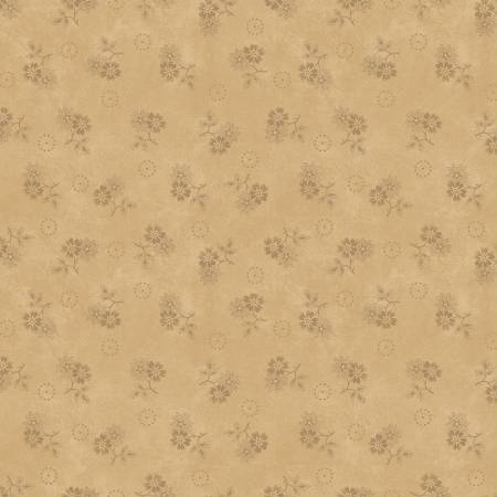 Primitive Traditions Faded Blooms Cream