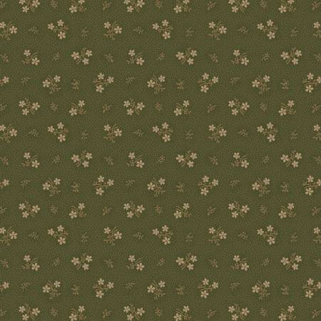 Country Meadow Olive Flower