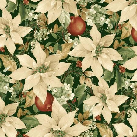 Winter Botanicals Poinsettias