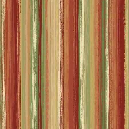 Winter Botanicals Painted Stripe Multi